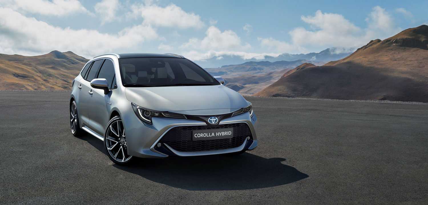 New Toyota Corolla To Offer Two Hybrid Train Options