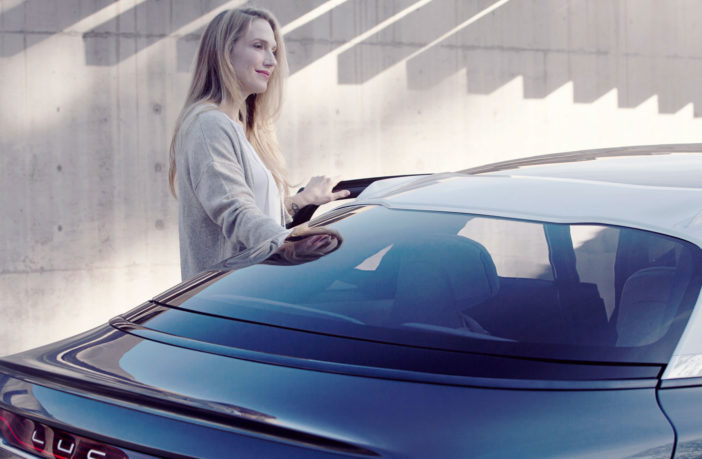 Lucid Motors enters agreement with Electrify America for access to charging network