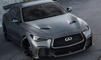 Project Black S showcases Infiniti dual-hybrid technology