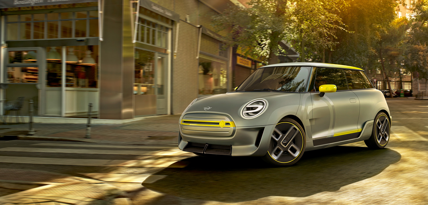 Bmw Group Plant Dingolfing To Supply Batteries For All Electric Mini