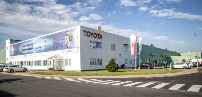 Toyota and Panasonic join forces to produce EV batteries