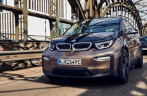 BMW updates i3 and i3s battery capacity and range