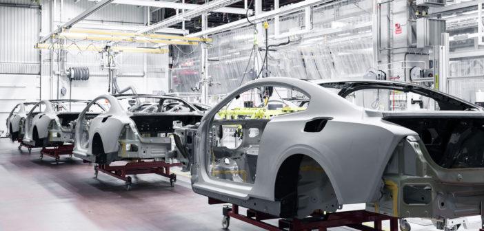 First Polestar 1 prototype vehicles start production