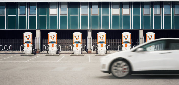 Tritium announces investment deal to accelerate global growth of EV infrastructure