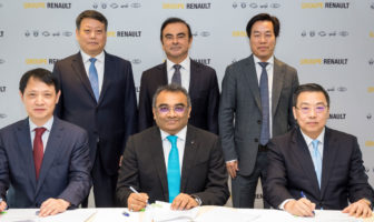 Renault and Brilliance to launch three electric LCVs within two years