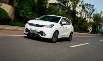 GAC Mitsubishi Motors begins production of new EV in China