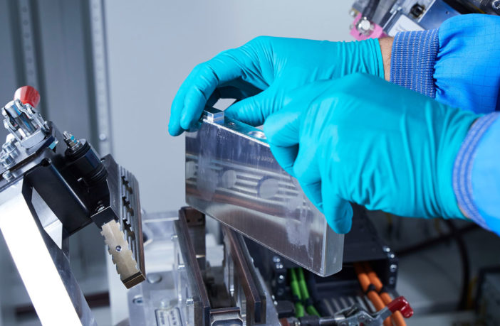BMW, Northvolt and Umicore form battery development consortium