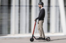 Seat and Segway collaborate on electric urban mobility vehicle