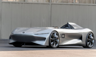 Infiniti bringing all-electric Prototype 10 to Los Angeles