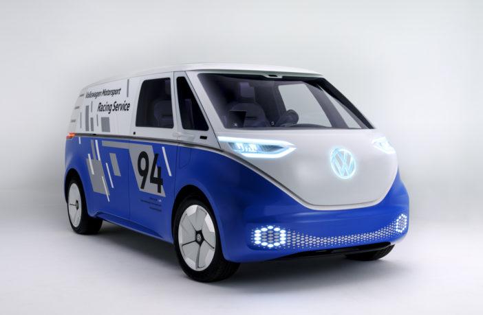 Volkswagen ID Buzz Cargo concept to debut at LA Auto Show