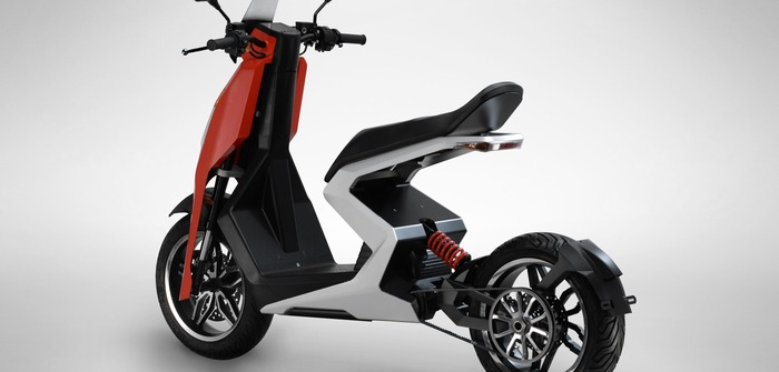 new uk manufacturer to launch full electric scooter. Black Bedroom Furniture Sets. Home Design Ideas