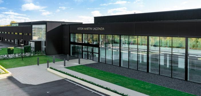 Aston Martin Lagonda facility nearing completion
