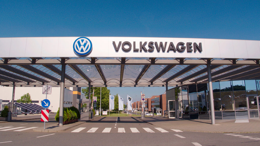 Volkswagen's Zwickau plant to produce 330,000 electric models per year