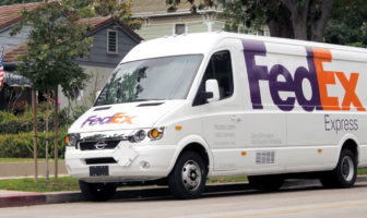 FedEx Acquires 1,000 Chanje electric vehicles