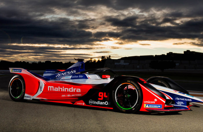 Renesas Electronics and Mahindra Racing expand Formula E technology partnership