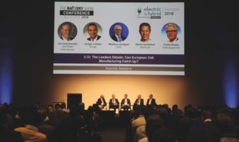 The Battery Show and Electric & Hybrid Vehicle Technology agenda and speakers announced