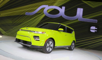 Kia showcases next-generation Soul EV at LA Auto Show