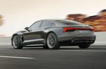 Audi debuts e-tron GT concept at LA Auto Show