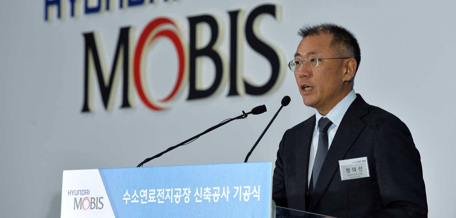 Hyundai Group outlines hydrogen fuel cell strategy