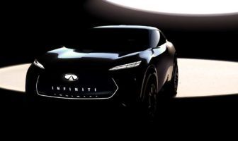 Infiniti to debut all electric crossover and new EV platform