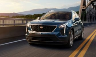 Cadillac's model line-up will see the first vehicle on GM's all-new BEV architecture