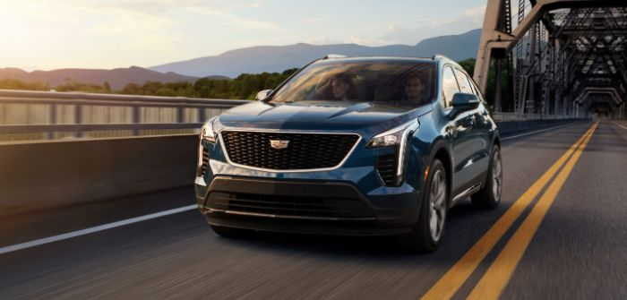 Cadillac To Lead Gm S Electric Vehicle Offensive