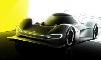 Volkswagen targets EV Nürburgring-Nordschleife record