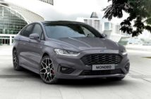 Ford Mondeo range adds self-charging Hybrid Wagon