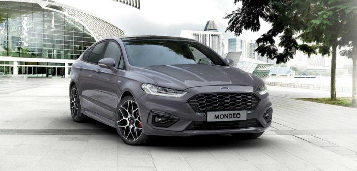 Ford Mondeo range adds self-charging hybrid wagon
