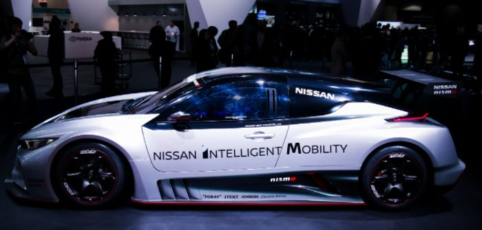 All-wheel-drive Leaf Nismo RC makes North American debut