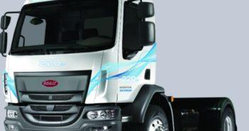 Peterbilt reveals new electric medium-duty vehicle