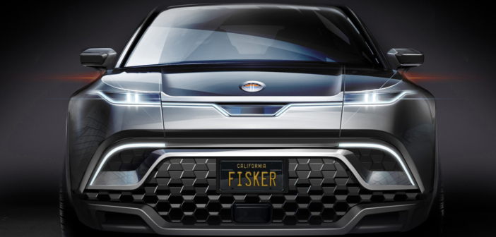 Fisker reveals affordable all-electric SUV