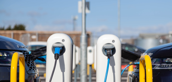 EV charging locations outnumber fuel stations in the UK