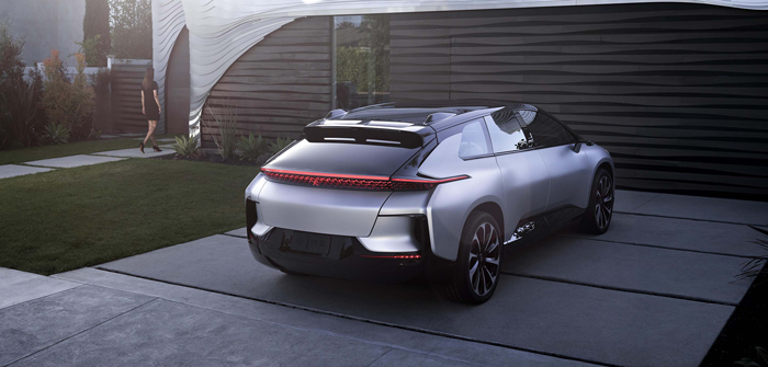 Faraday Future Signs Joint Venture In China