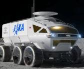 Toyota and JAXA collaborating on lunar rover FCEV