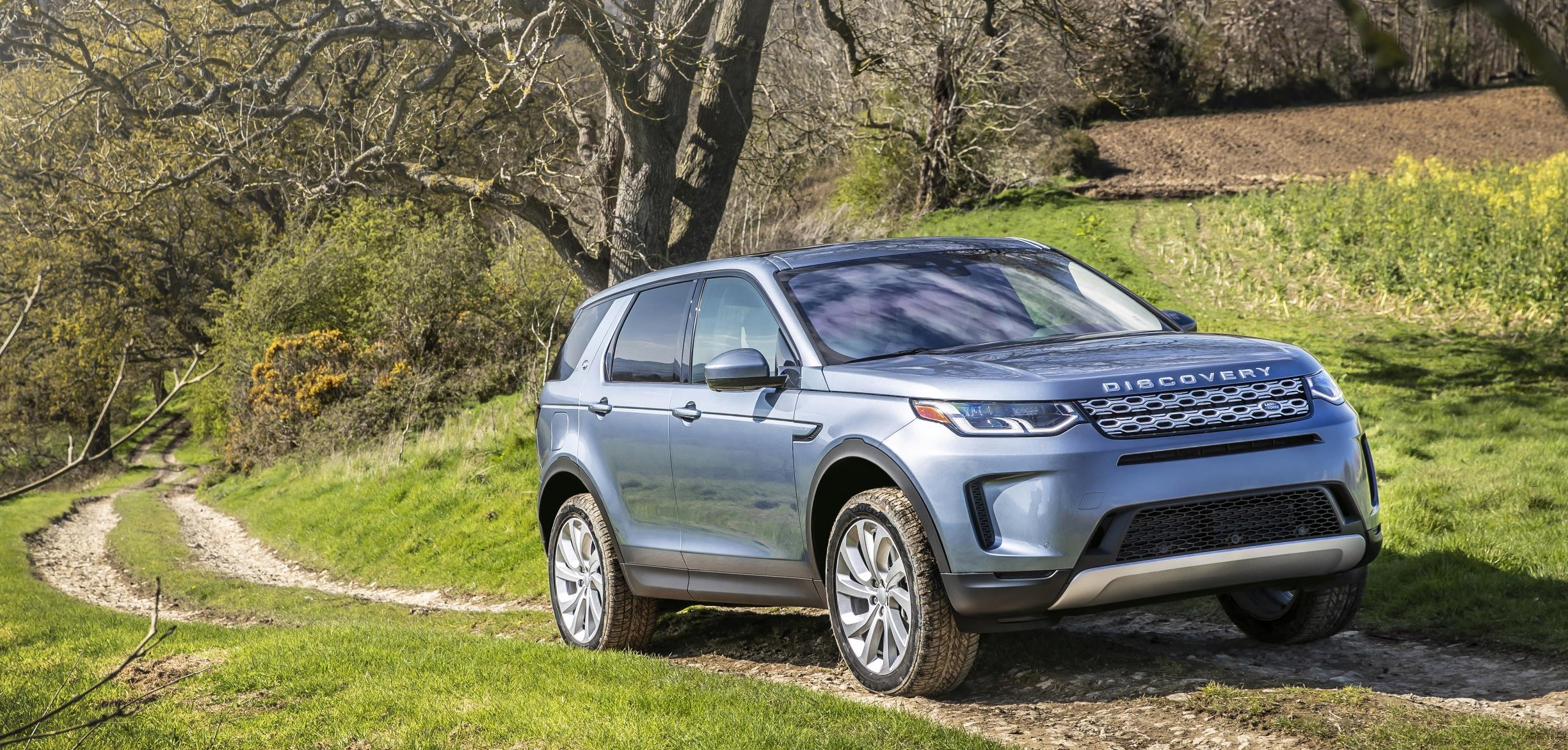 2020 Land Rover Discovery Is Built On The New Architecture >> New Hybrid Land Rover Discovery Sport Unveiled Electric
