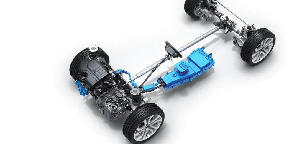 Discovery Sport hybrid