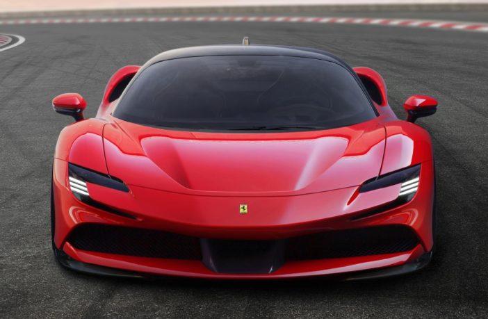 Ferrari hybrid SF90 Stradale