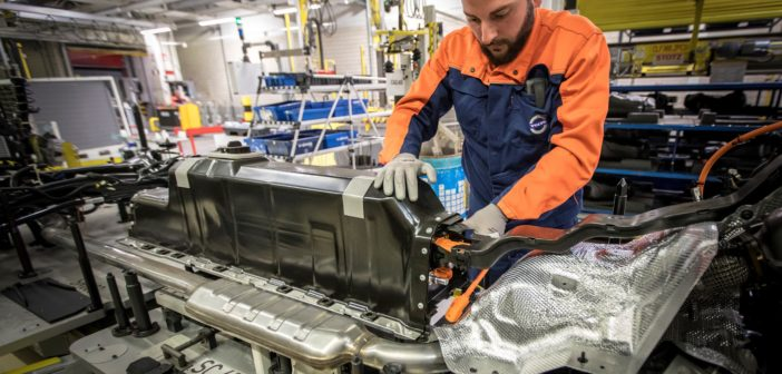 Volvo announces multi-billion dollar battery deal for its EV future