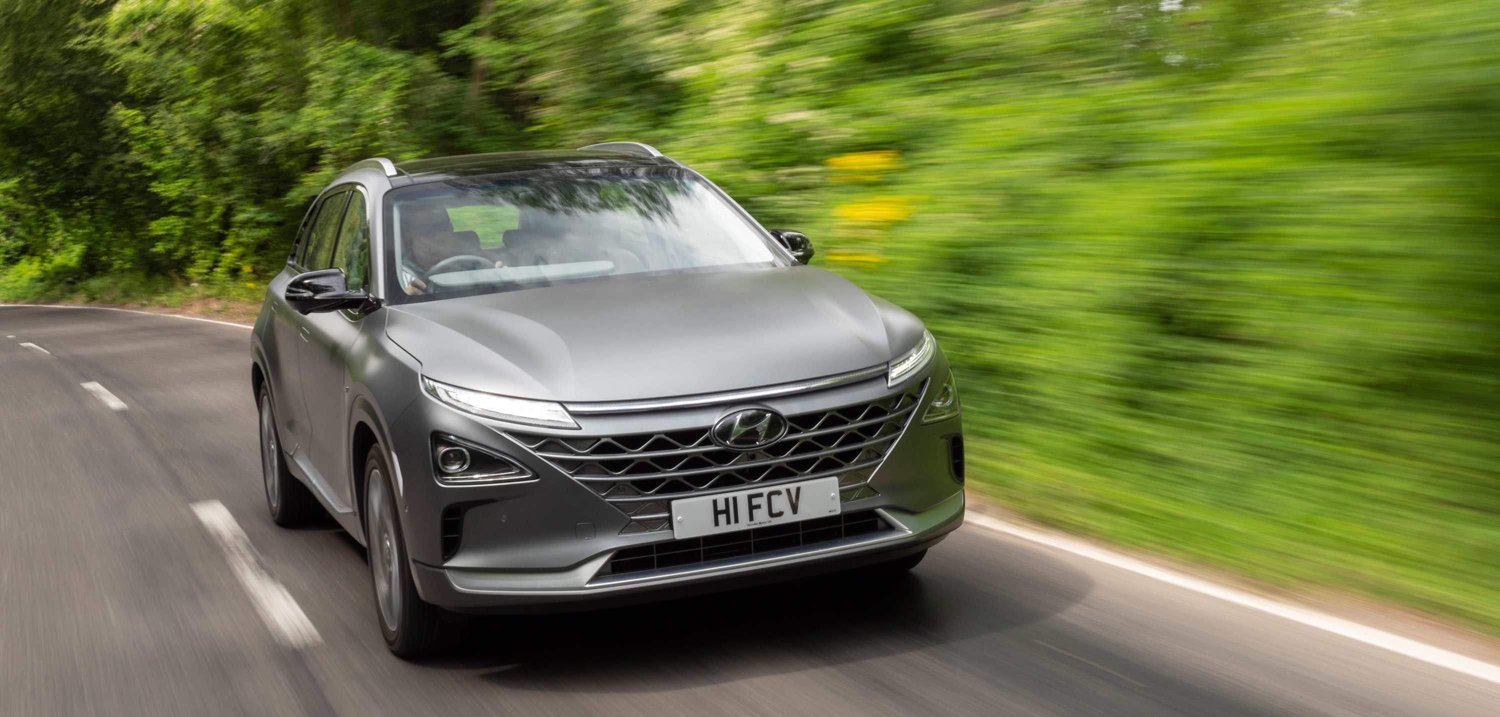 The future of hydrogen fuel cell vehicles - Electric & Hybrid