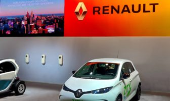 NewMotion and Renault