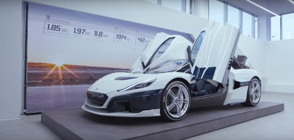 A look inside Rimac's electric vehicle factory - Electric & Hybrid Vehicle  Technology International