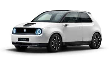 Honda e: Battery and range details revealed for new all-electric city car
