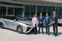 Toyota hydrogen