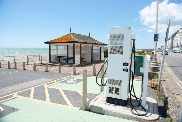 UK charging locations