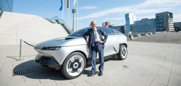 Creator of lithium-ion battery wins 2019 European Inventor Award