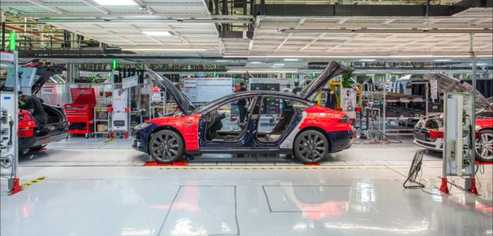 Tesla back on track after breaking its quarter delivery record