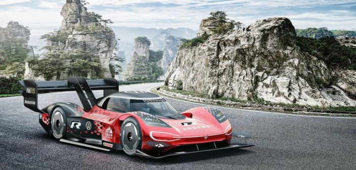 Volkswagen ID.R to take on record attempt mountain climb in China