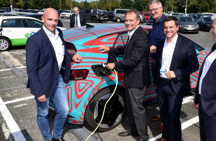 VW charging