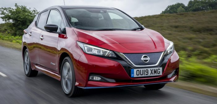 Nissan and EDF partner for smart charging solutions